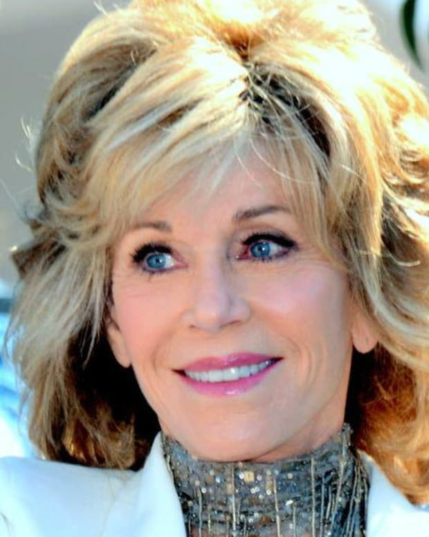 Jane Fonda Says She Is A Child Sexual Abuse Victim Promo Image