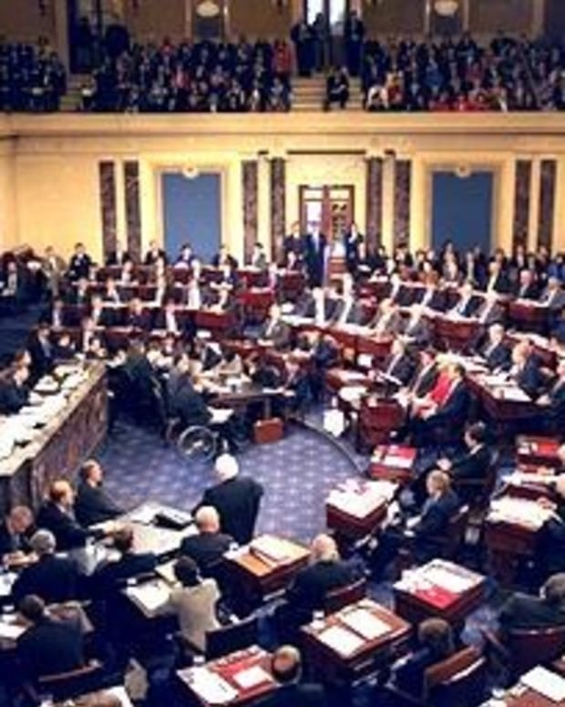 Chance Of Democrats Retaking Senate Put At 73 Percent Promo Image