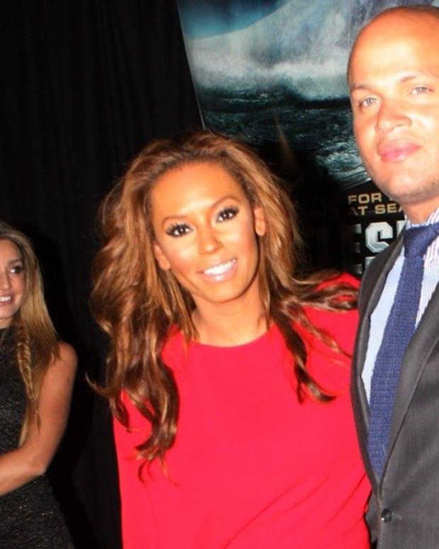 Former Spice Girl Gets Restraining Order For Husband Promo Image