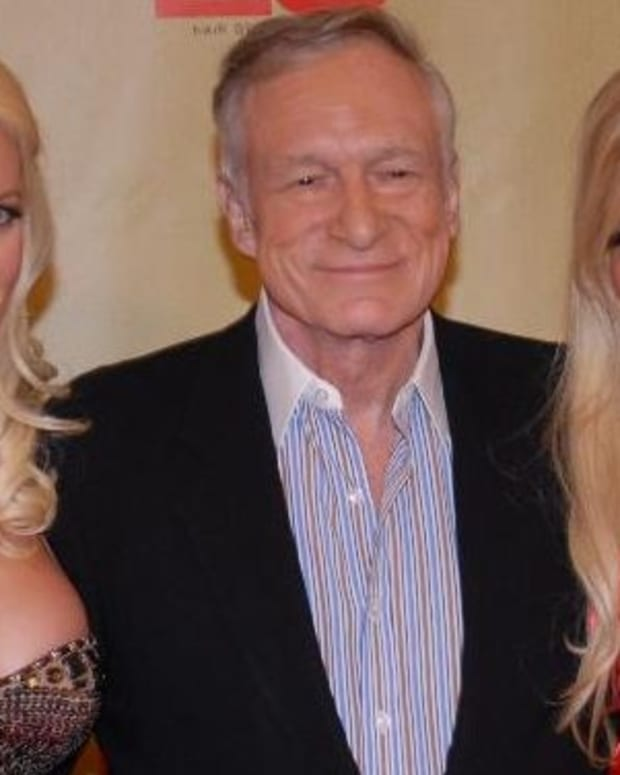 Hugh Hefner Rumored To Be Seriously Ill Promo Image
