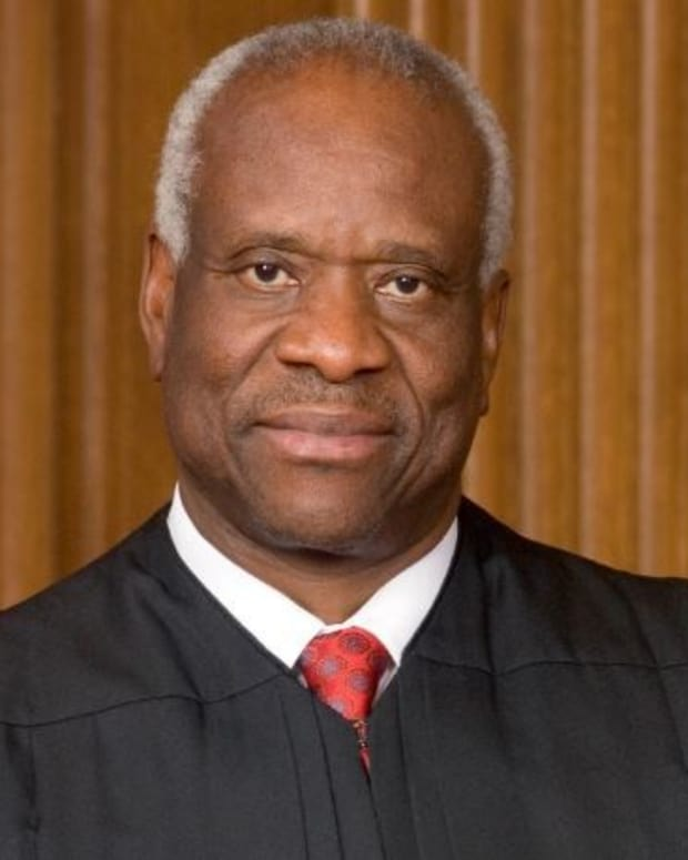 Justice Clarence Thomas: Washington Is Broken Promo Image