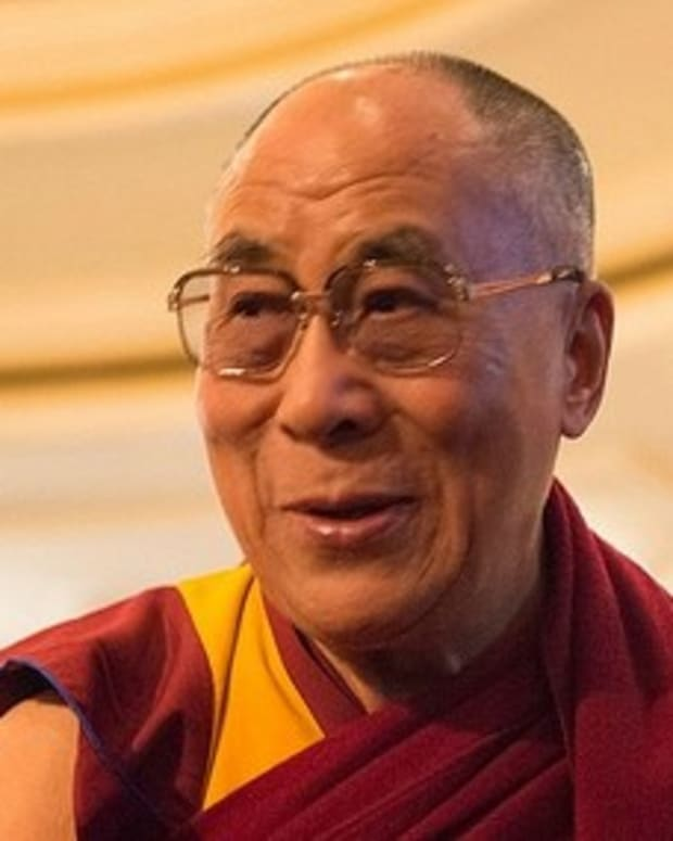 Dalai Lama On Donald Trump: I Am Not Worried Promo Image