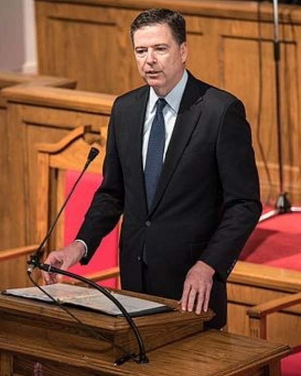 Report: Comey Gave Inaccurate Info During Testimony Promo Image
