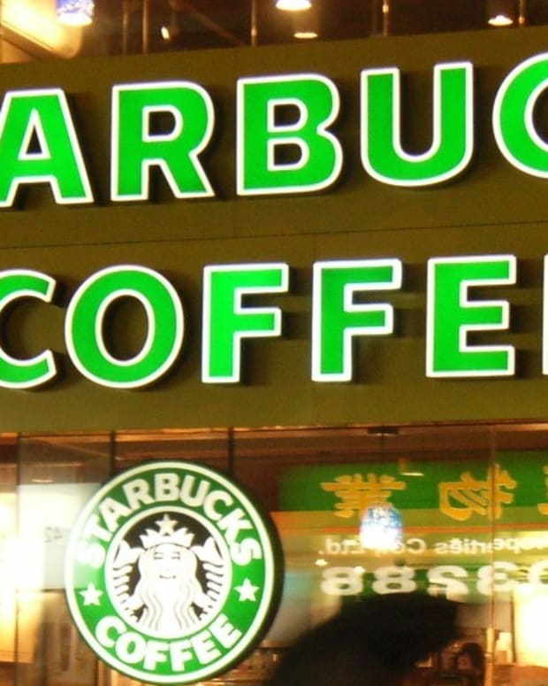 Woman Sickened By Starbucks Drink Containing Cleaning Tablets Promo Image