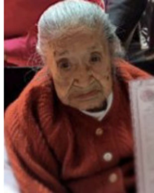 Woman, 117, Dies Hours After Receiving Birth Certificate Promo Image