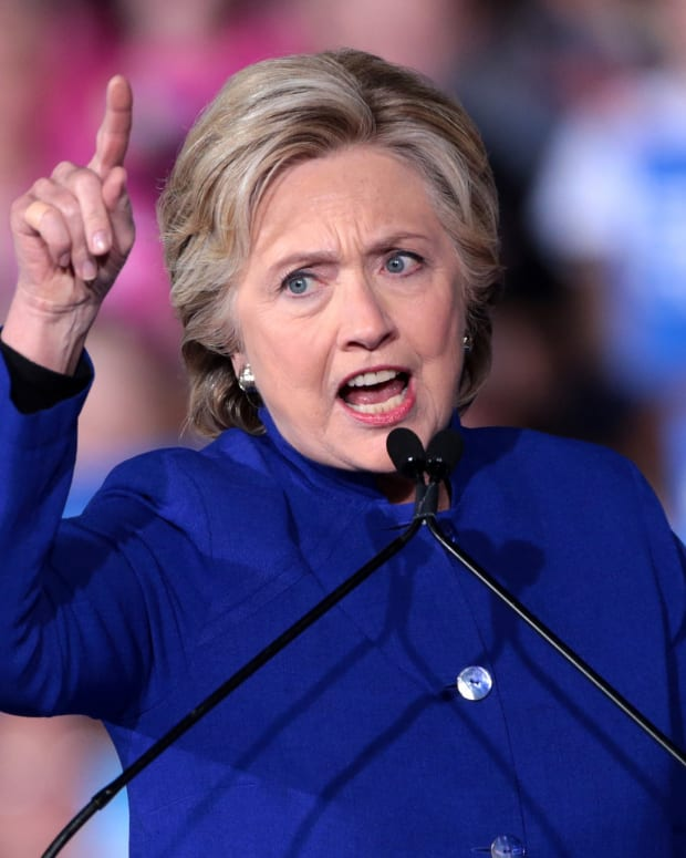 Clinton Was Reportedly Inconsolable After Election Loss Promo Image