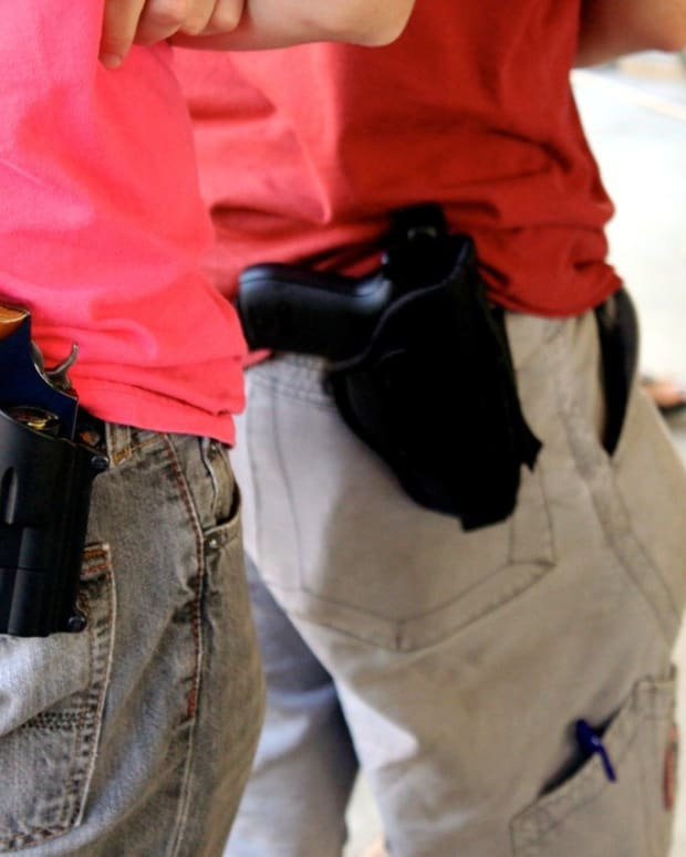 Missouri Approves Concealed Carry Without Permits Promo Image