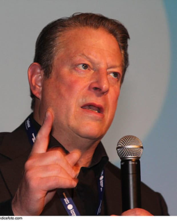 Al Gore: 'Take It From Me, Every Vote Counts' Promo Image