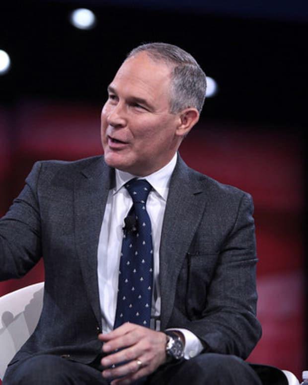 Report: EPA Budget May Receive Even Deeper Cuts Promo Image