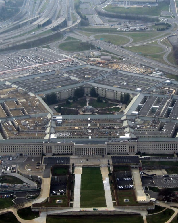 Pentagon Buried Study That Revealed $125B In Waste Promo Image