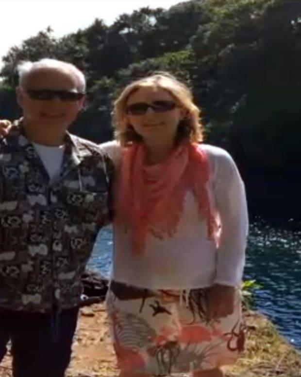 Newlyweds Contract Brain-Invading Parasite On Honeymoon Promo Image