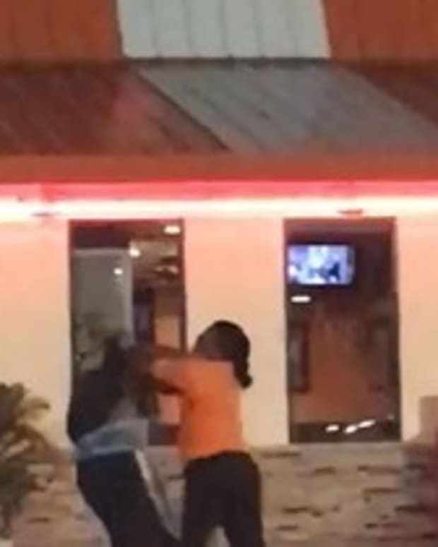 Whataburger Employee Fired For Viral Fight (Video) Promo Image