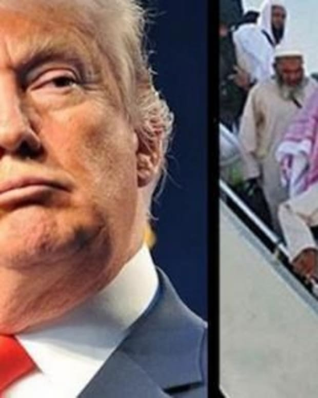 Muslim Refugees Ignore Trump Ban, Learn Hard Lesson Promo Image