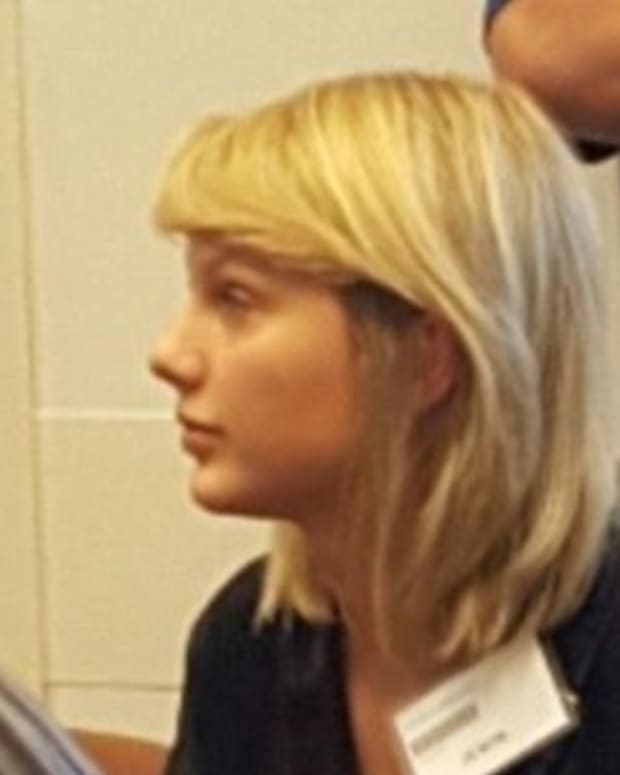 Taylor Swift Dismissed From Rape Case Jury Duty (Photos) Promo Image