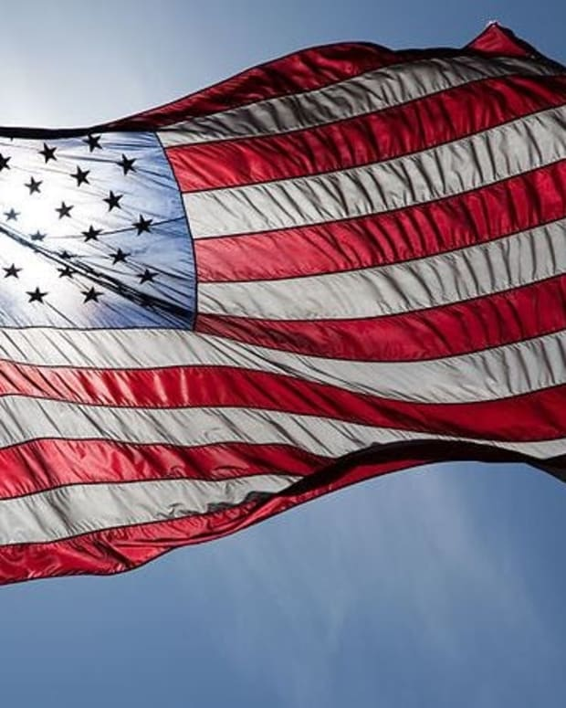 Massachusetts College Removes American Flag From Campus Promo Image