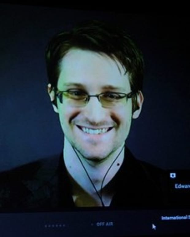 House Report Says Snowden In Contact With Russian Intel Promo Image
