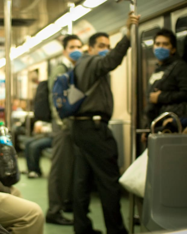 Poll: People Still Go To Work Even When They're Sick Promo Image