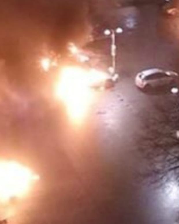 Violent Riot In Sweden Two Days After Trump Comments Promo Image