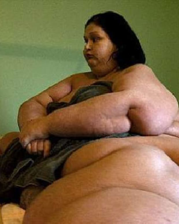 1,000-Pound Woman Once Known As 'Half Ton Killer' Gets A New Start (Photos)  Promo Image