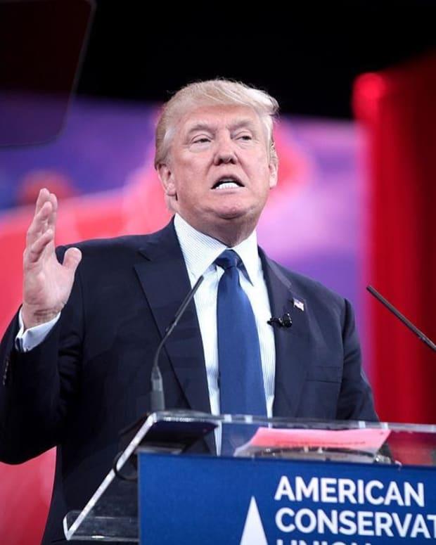 Trump Encourages Russia To Hack Clinton Promo Image