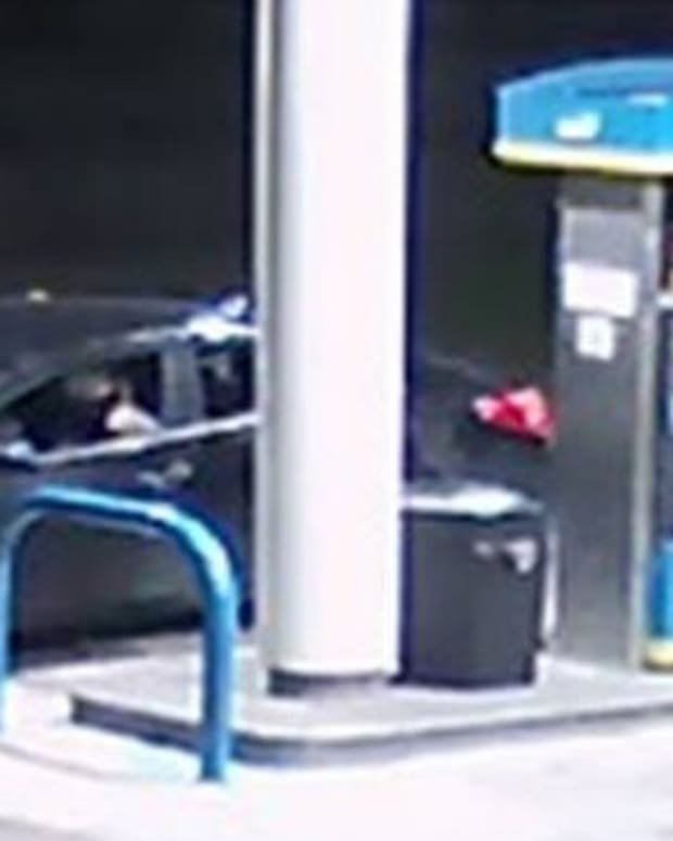 Police Search For Men Who Stole Good Samaritan's Car Promo Image
