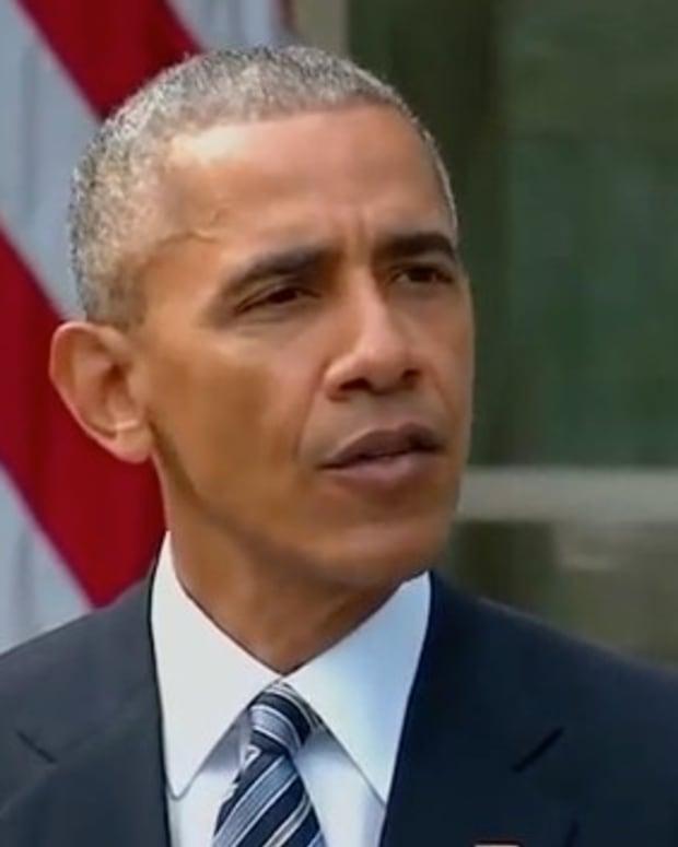 Obama Addresses America After Trump's Win (Video) Promo Image
