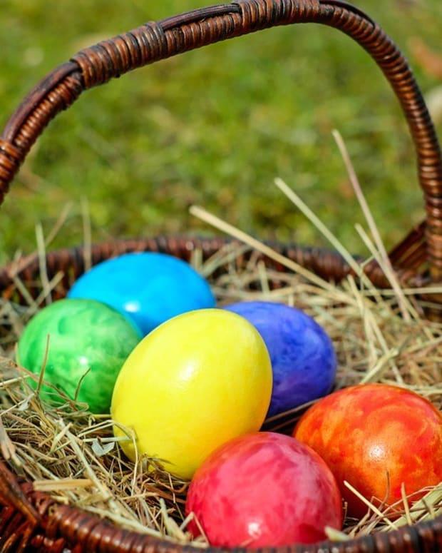 Commenters Blast Kim Kardashian's Easter Pics (Photos) Promo Image