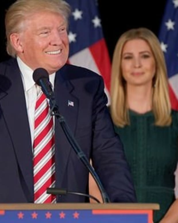 Outsized Role In Trump Team For Daughter And Son-In-Law Promo Image