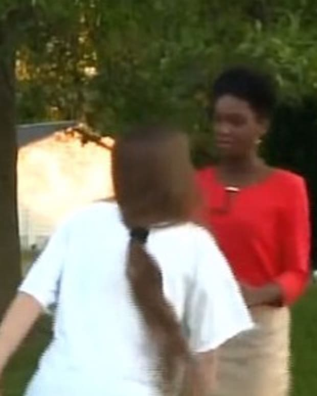 TV Reporter Racially Abused By White Woman (Video) Promo Image