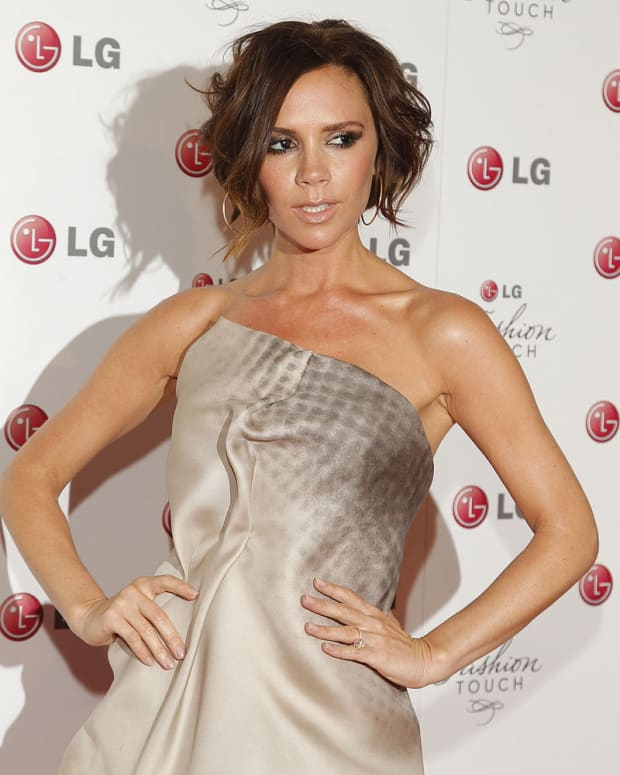 Victoria Beckham Photo Sparks Controversy (Photo) Promo Image