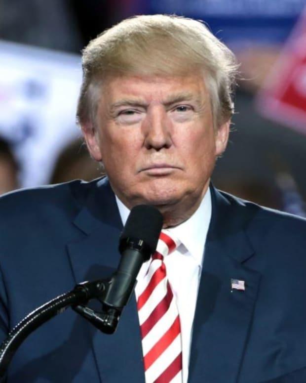 Trump Blames Democrats For Trumpcare Defeat (Video) Promo Image