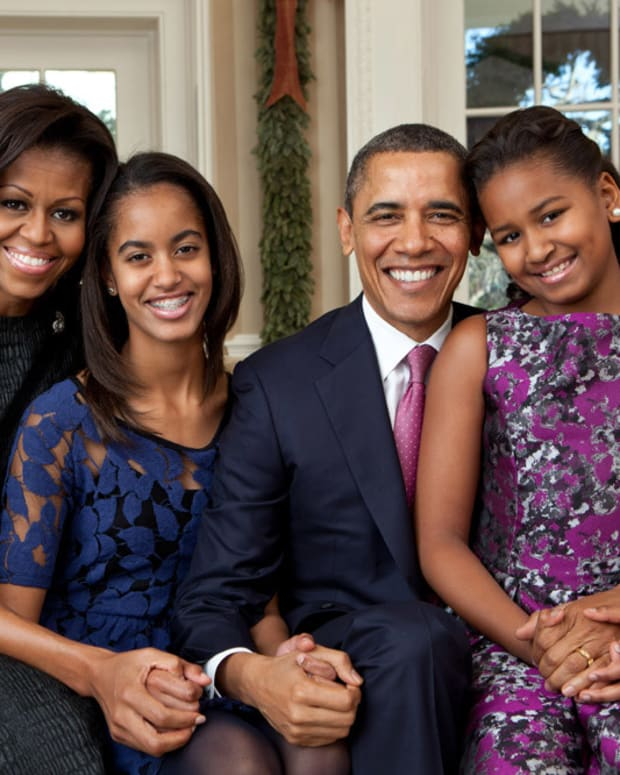 Obama Family Takes Vacation To Bali (Photos) Promo Image