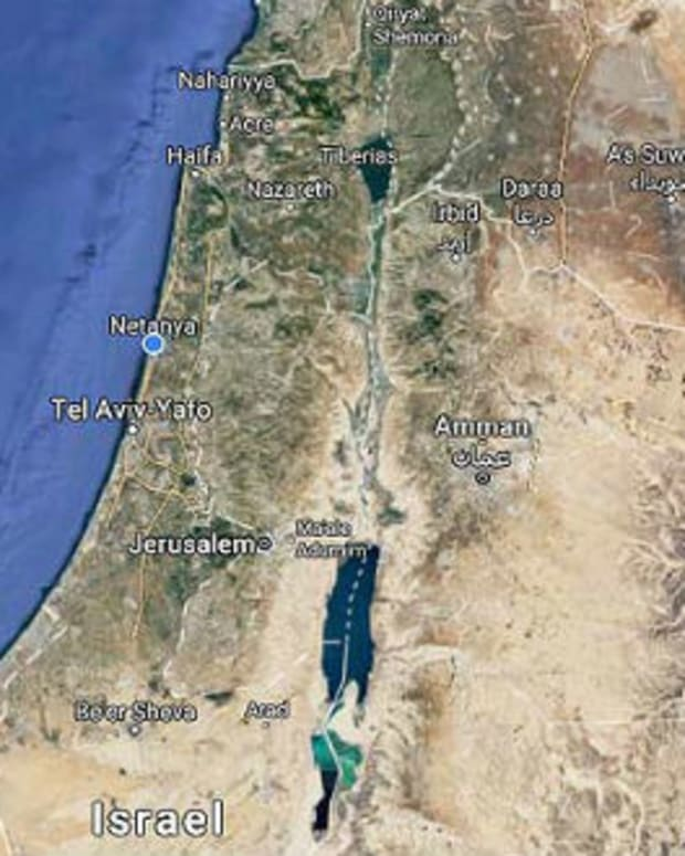 Google Removes Palestine From Maps, Replaces With Israel Promo Image