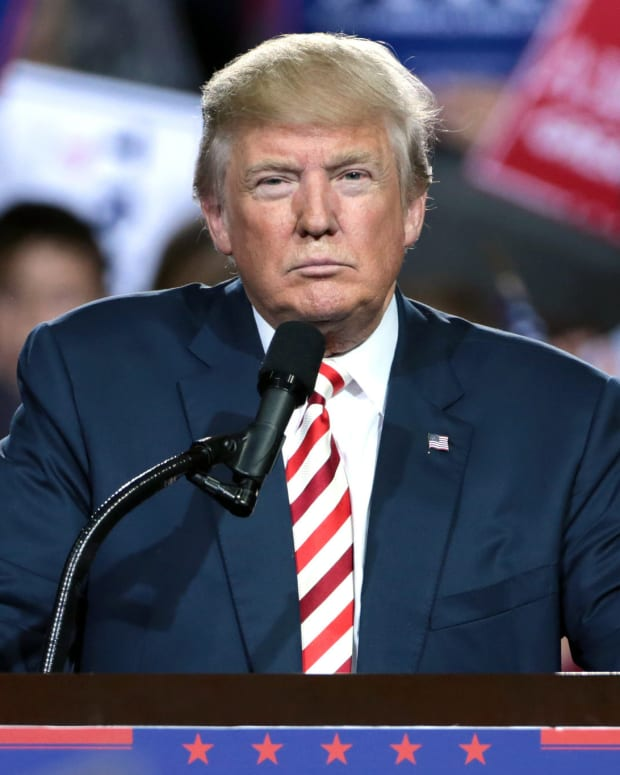 Report: Kremlin Boasted Of 'Derogatory' Trump Info Promo Image