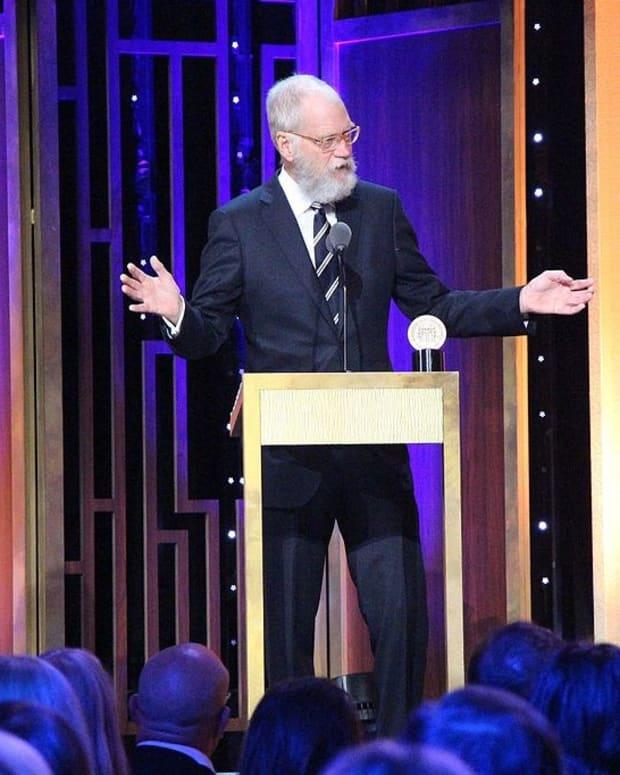 David Letterman: Trump Makes Me 'Sick' Promo Image