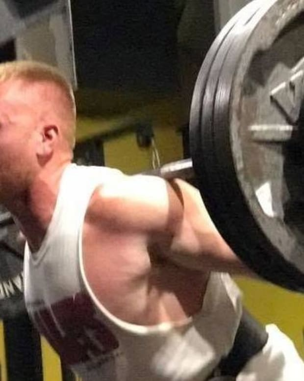 Weightlifter Dies While Lifting 315 Pounds Promo Image