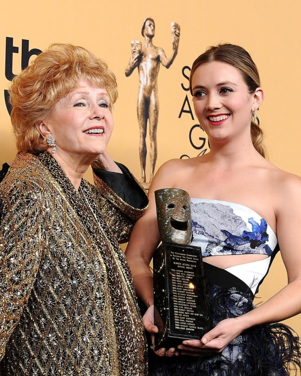Billie Lourd Defied Family's Warning On Acting Promo Image