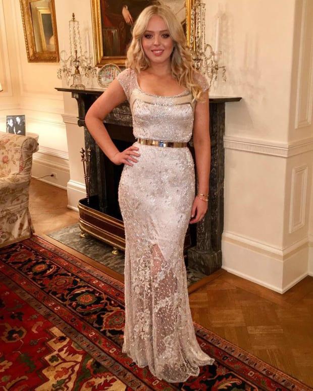 Tiffany Trump Shunned At New York Fashion Week Promo Image