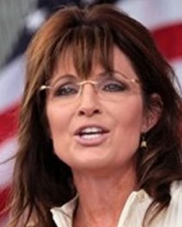 Sarah Palin Goes On Rant Against Colin Kaepernick Promo Image
