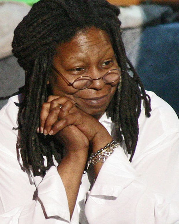 Whoopi Goldberg: 'I'm Not Leaving The Country' (Video) Promo Image