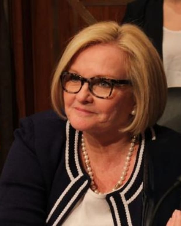McCaskill Said She Never Met Russian Envoy, But She Did Promo Image