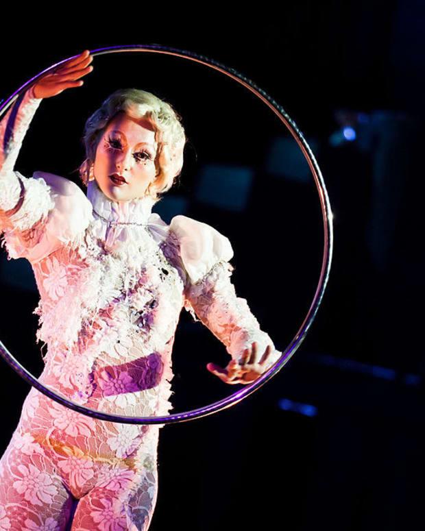 Cirque Du Soleil Pre-Show Incident Leads To Death Promo Image