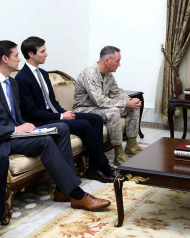 Announcement Of Kushner Iraq Trip A Security Breach Promo Image