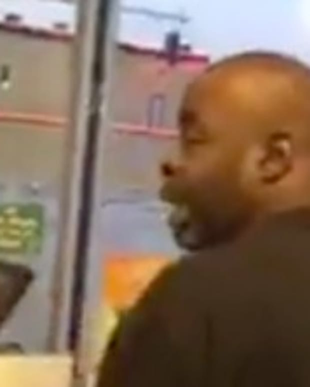 Stranded Motorist Denied Service, Accused Of Panhandling (Video) Promo Image