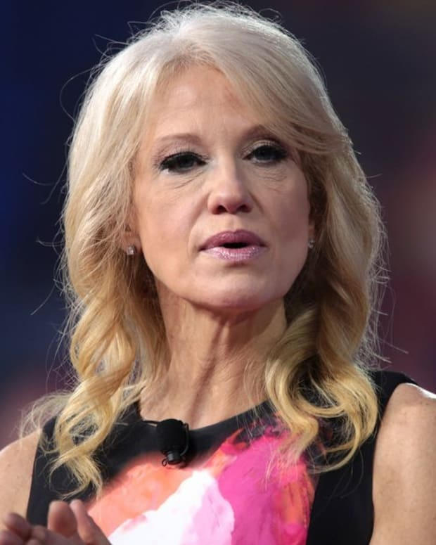 Kellyanne Conway: Twitter Would Applaud My Murder Promo Image