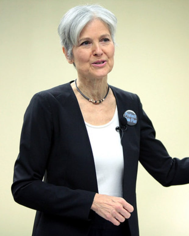 Jill Stein's Pennsylvania Recount Suffers Major Setback Promo Image
