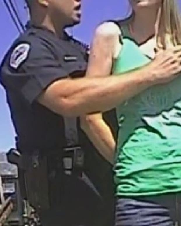 Sober Woman Arrested For DUI (Video) Promo Image