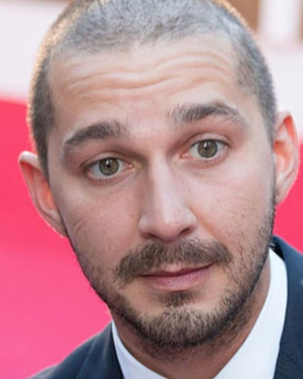 Shia LaBeouf Curses At Bartender (Video) Promo Image