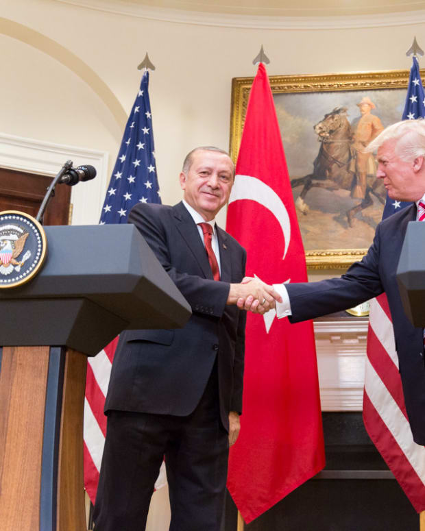 House Calls For Charges Over Turkish Embassy Melee Promo Image