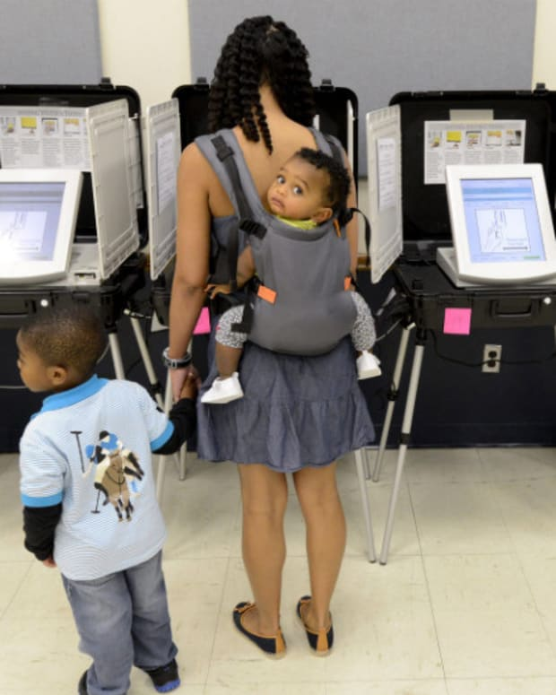North Carolina Breaks Latino Voter Registration Record Promo Image